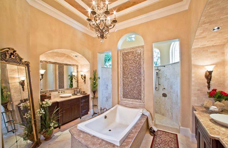 25 Luxury Walk In Showers-14