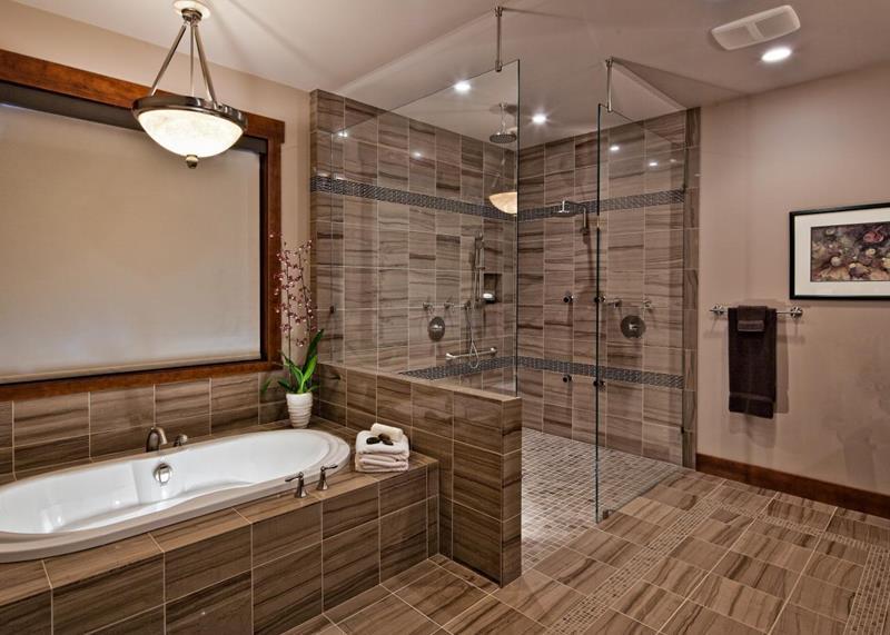 25 Luxury Walk In Showers-3