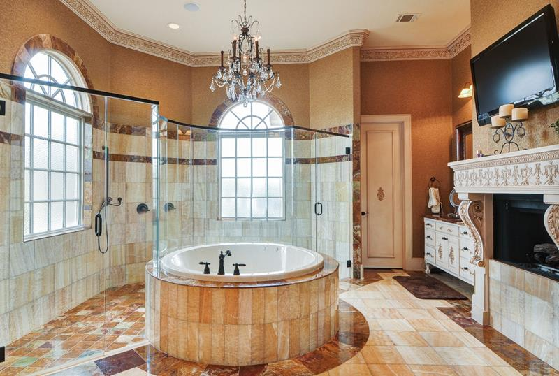 25 Luxury Walk In Showers-title
