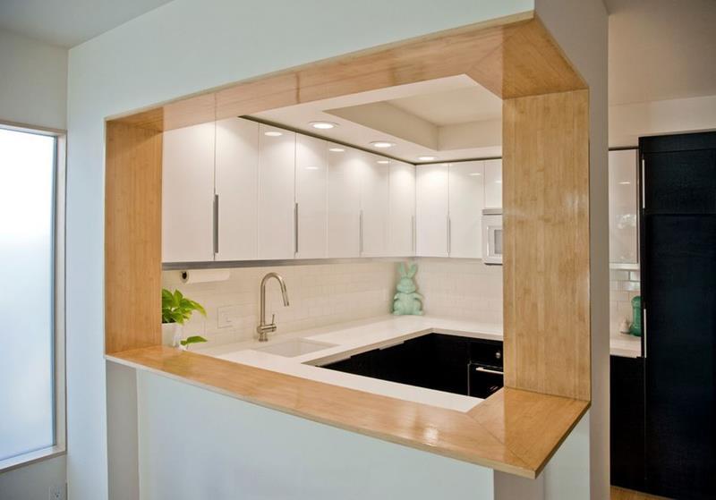 25 Windowless Kitchen Design Ideas-1