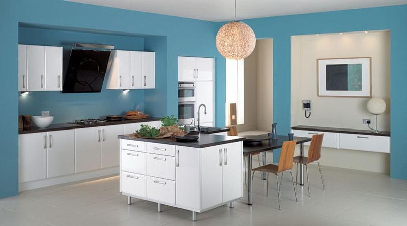 25 Windowless Kitchen Design Ideas-10