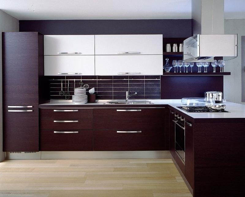 25 Windowless Kitchen Design Ideas-11