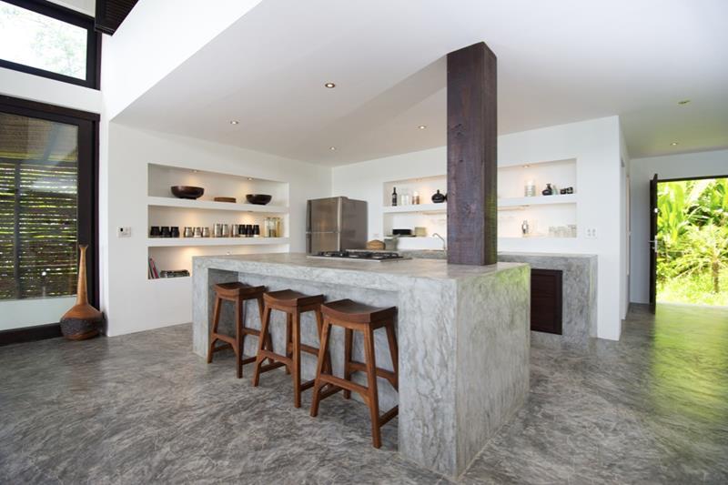 25 Windowless Kitchen Design Ideas-13