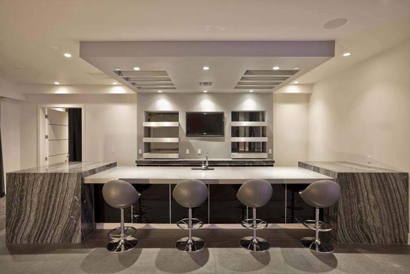 25 Windowless Kitchen Design Ideas-24