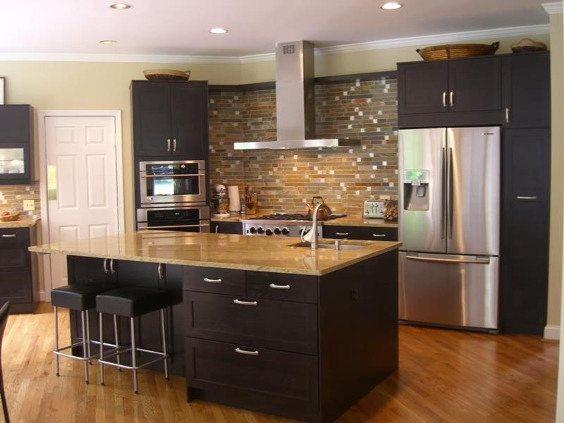25 Windowless Kitchen Design Ideas-8