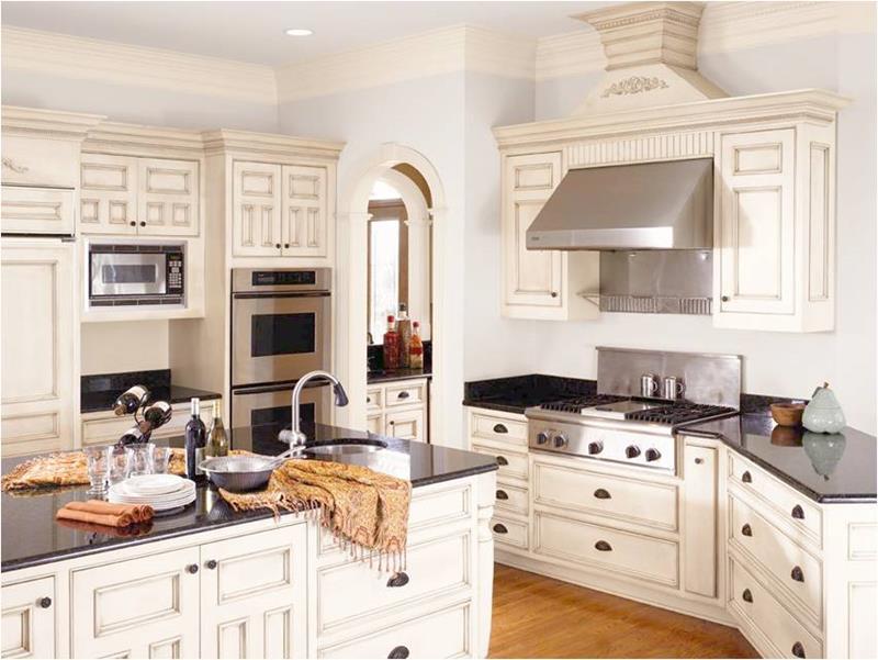 25 Windowless Kitchen Design Ideas-title