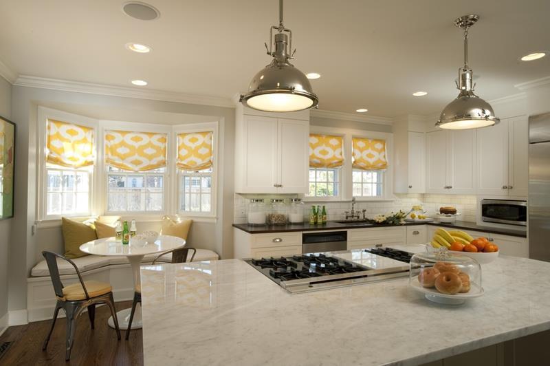 23 Amazing Built In Kitchen Nooks-10