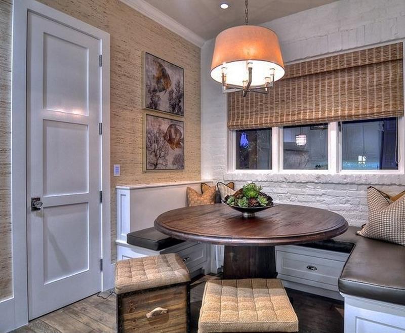 23 Amazing Built In Kitchen Nooks-14