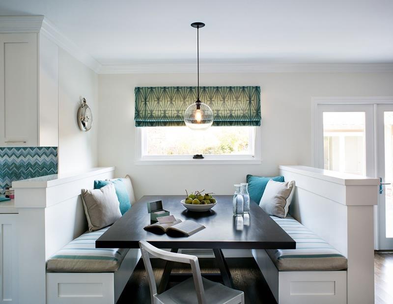 23 Amazing Built In Kitchen Nooks-20