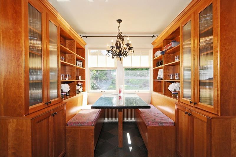 23 Amazing Built In Kitchen Nooks-23