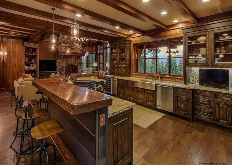 23 Brown Kitchen Designs-15