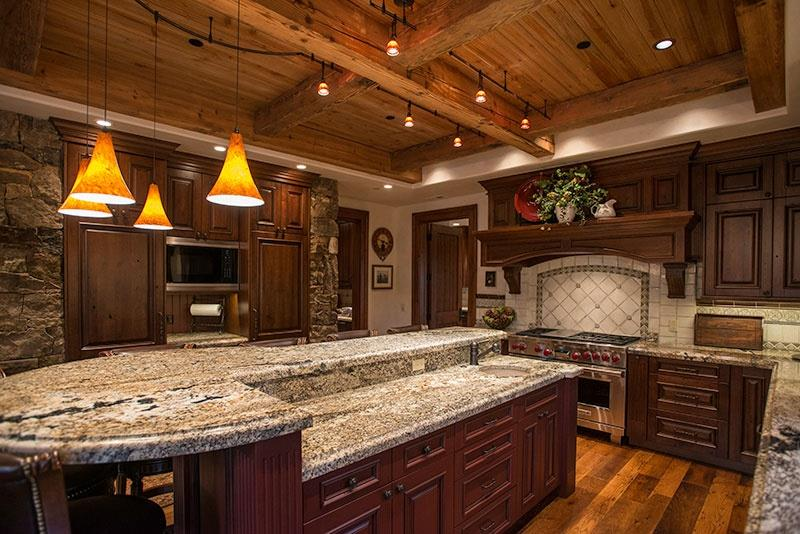 23 Brown Kitchen Designs-19