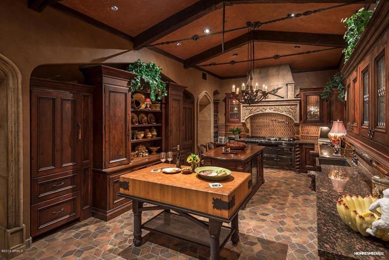23 Brown Kitchen Designs-20