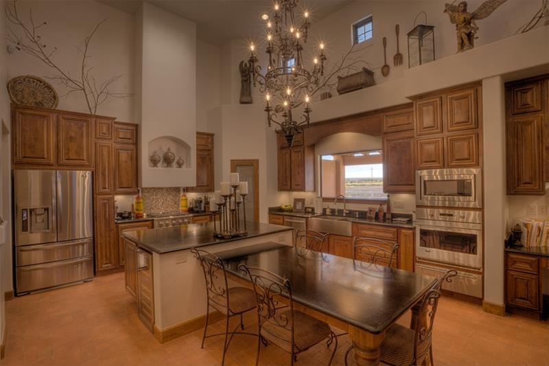 23 Brown Kitchen Designs-3