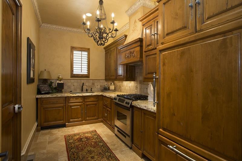 23 Brown Kitchen Designs-9