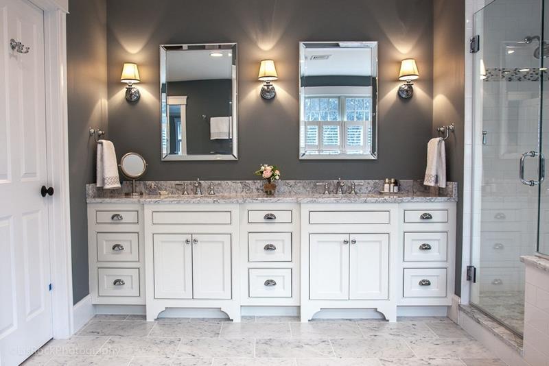 23 Marble Master Bathroom Designs-10