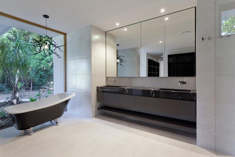 23 Marble Master Bathroom Designs-12