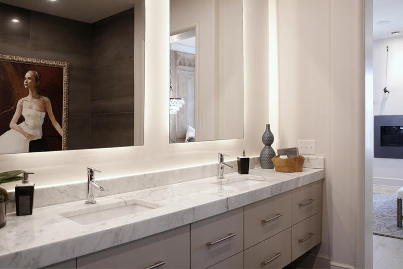 23 Marble Master Bathroom Designs-16