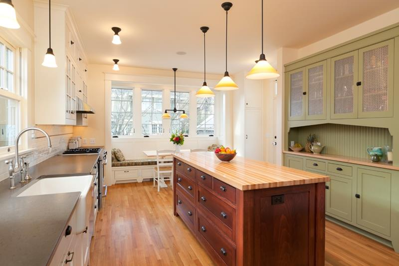 24 Kitchens with Breakfast Nooks-18