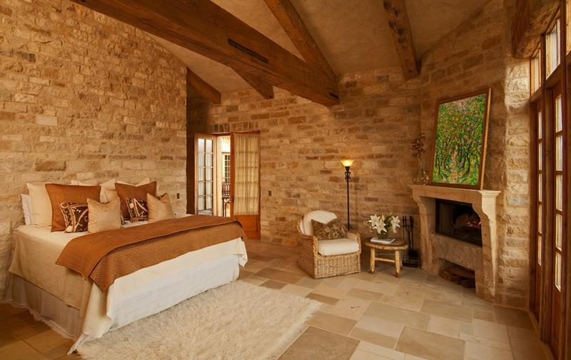 25 Brown Master Bedroom Designs-18