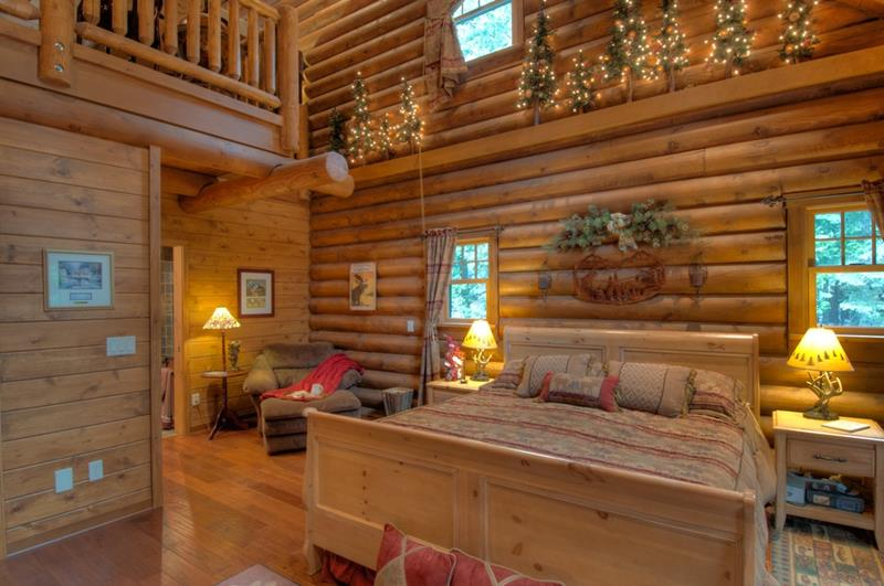 25 Brown Master Bedroom Designs-4