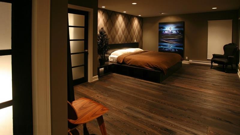25 Bedroom Design Ideas For Your Home: 25 Brown Master Bedroom Designs