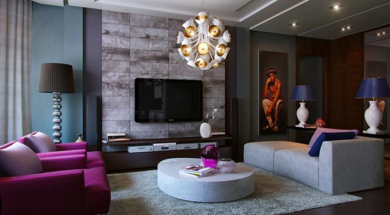 25 Modern Living Room Designs-16