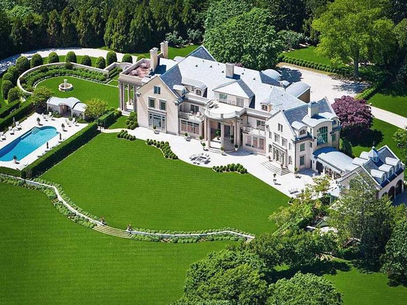 10 of the Most Expensive Homes Sold in the United States in 2015-title