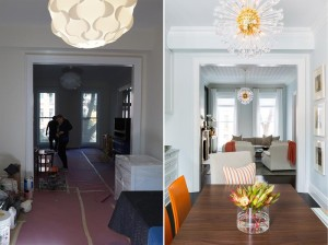 12 Amazing Dining Room Remodels (Before and After)