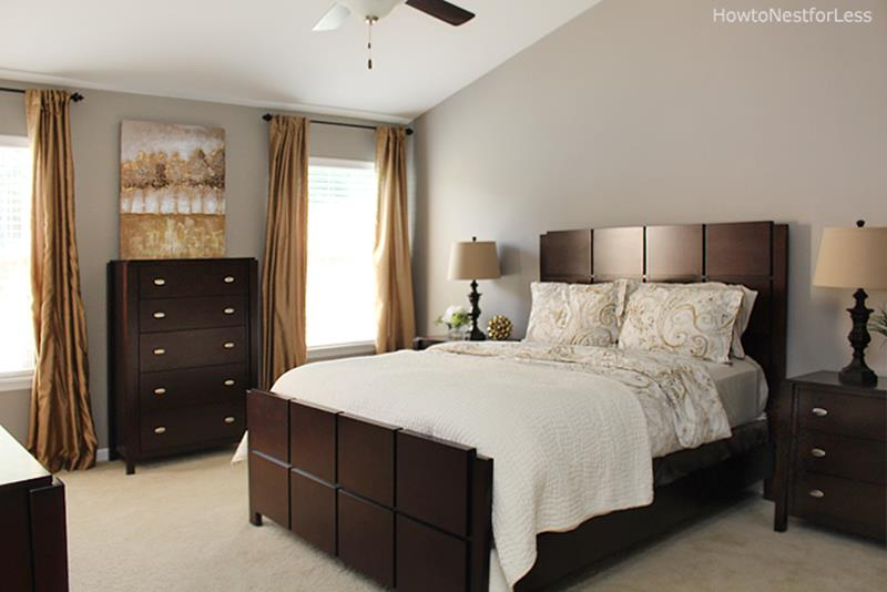 12 Jaw Dropping Master Bedroom Remodels (Before and After)-2b