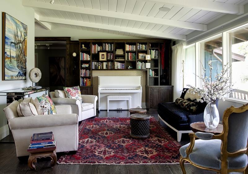 23 Shabby Chic Living Room Design Ideas-11
