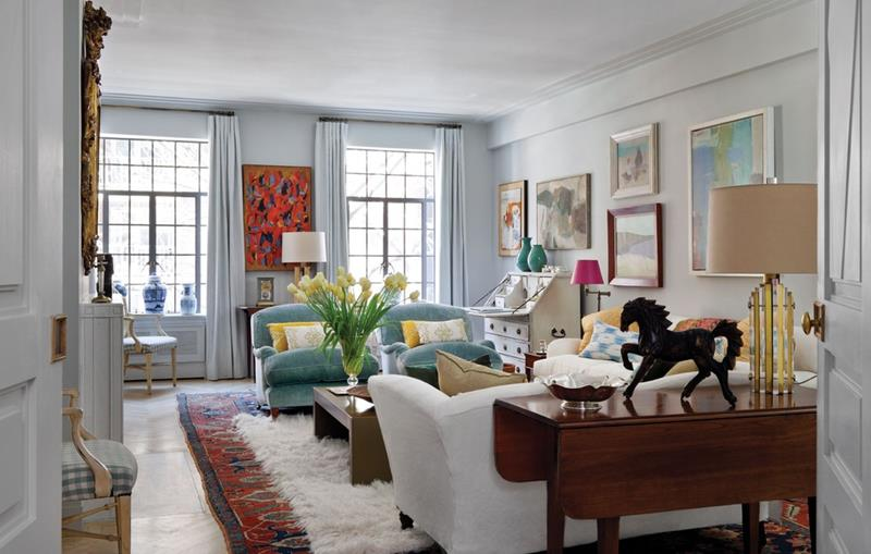 23 Shabby Chic Living Room Design Ideas-13