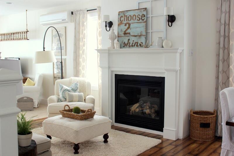 23 Shabby Chic Living Room Design Ideas-15