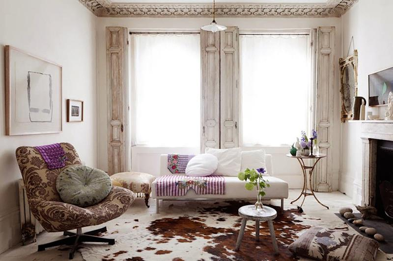 23 Shabby Chic Living Room Design Ideas-22
