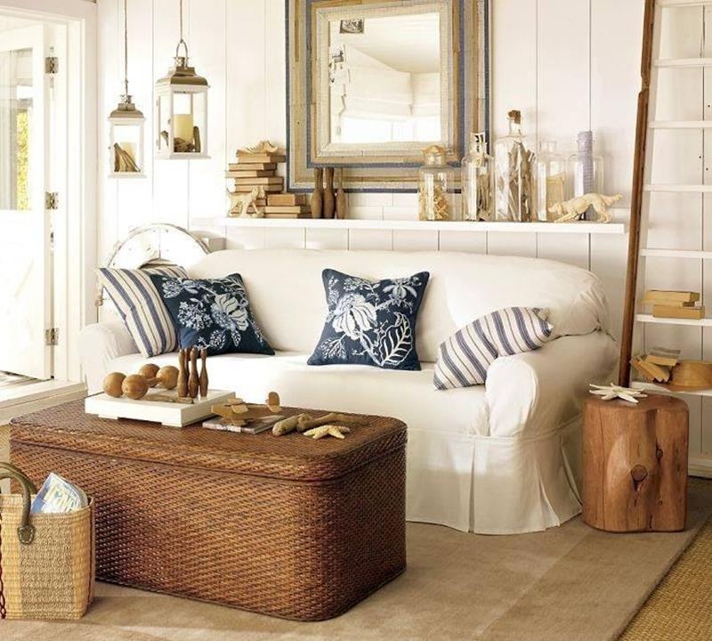 23 Shabby Chic Living Room Design Ideas-5