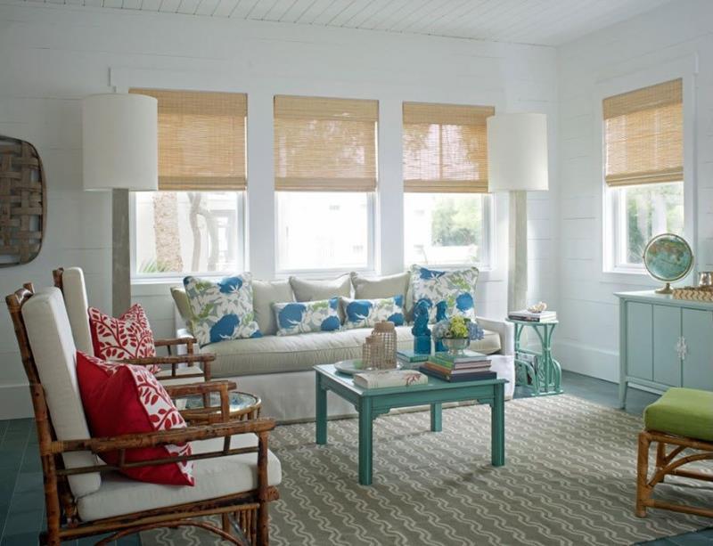 23 Shabby Chic Living Room Design Ideas-7