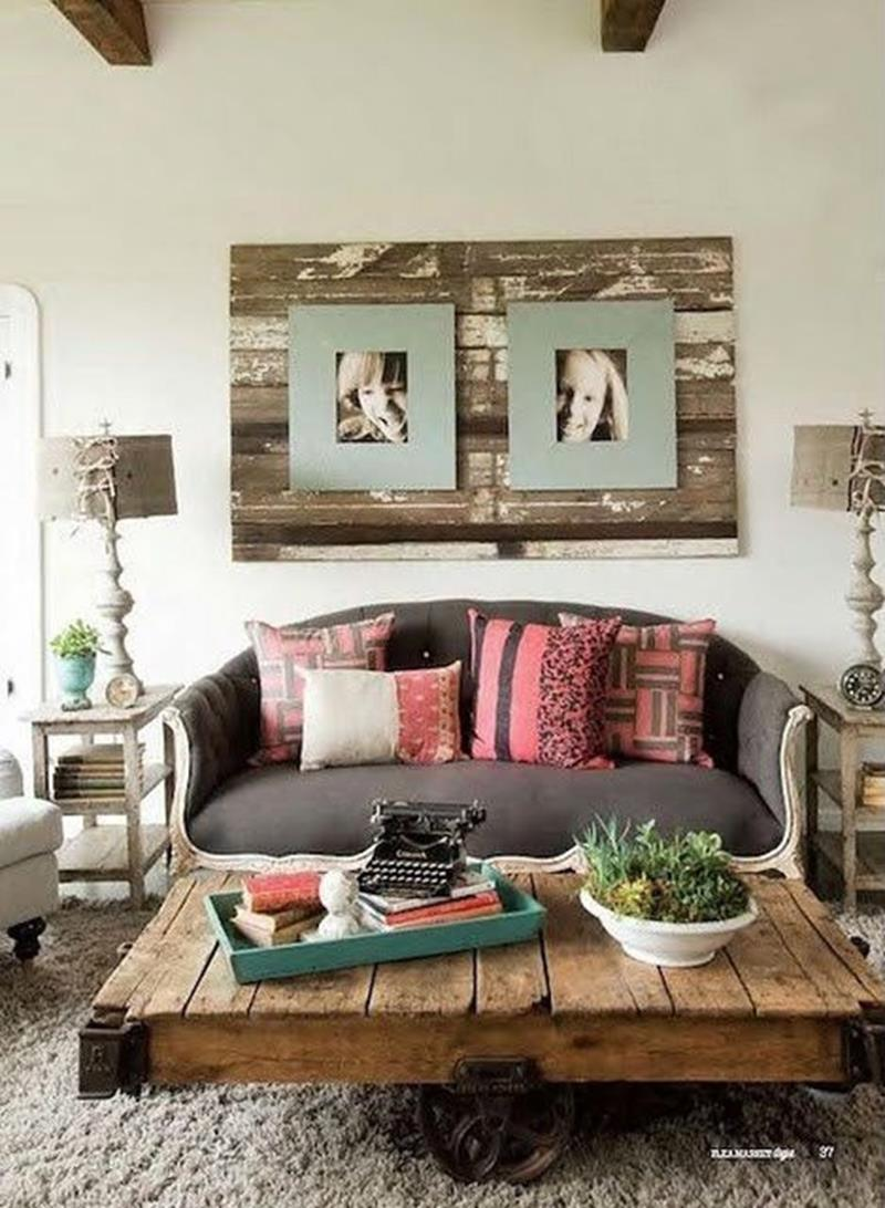 23 Shabby Chic Living Room Design Ideas-9