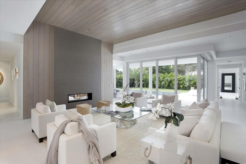 24 Design Ideas for Living Room Walls-10