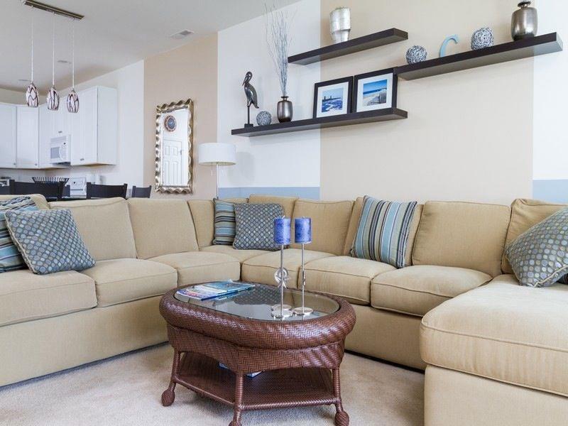 24 Design Ideas for Living Room Walls-11