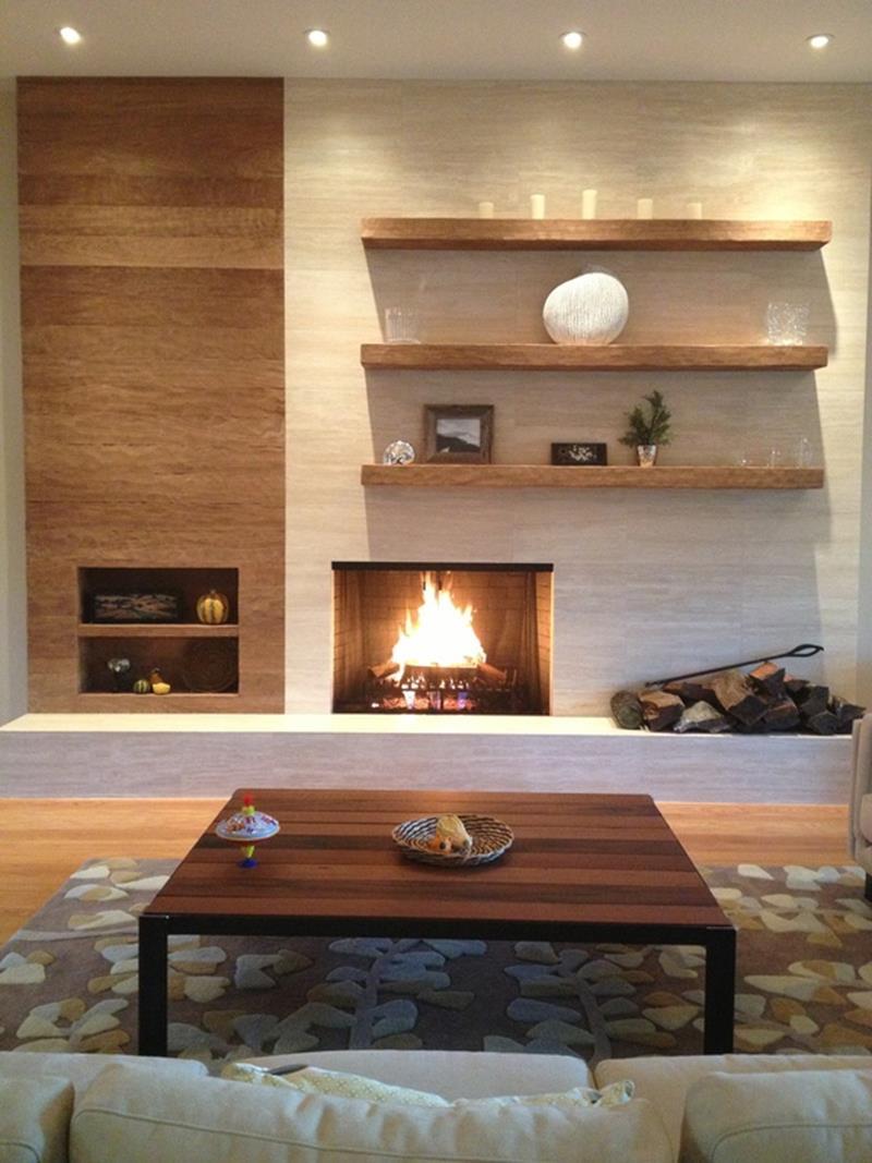 24 Design Ideas for Living Room Walls-13