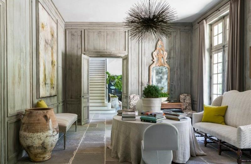24 Design Ideas for Living Room Walls-15