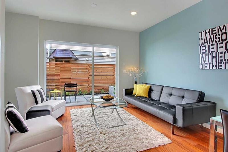 24 Design Ideas for Living Room Walls-16