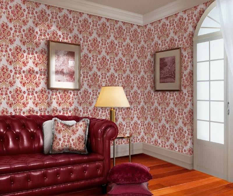 24 Design Ideas for Living Room Walls-17