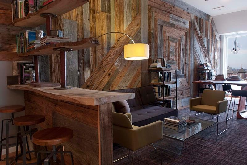 24 Design Ideas for Living Room Walls-19