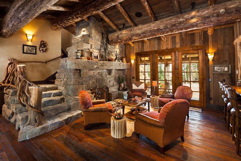 24 Design Ideas for Living Room Walls-23