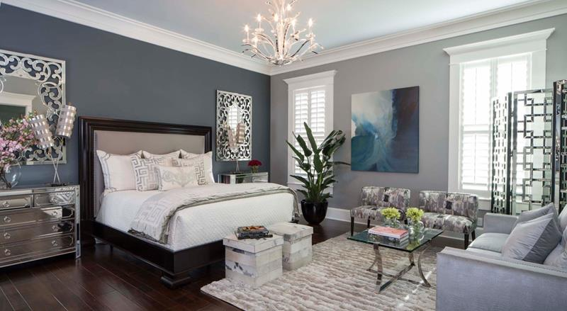 25 Beautiful Bedrooms with Accent Walls-3