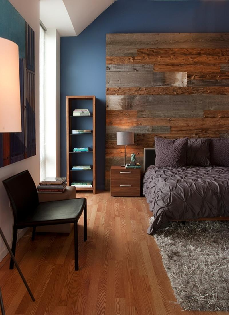 25 Beautiful Bedrooms with Accent Walls-title