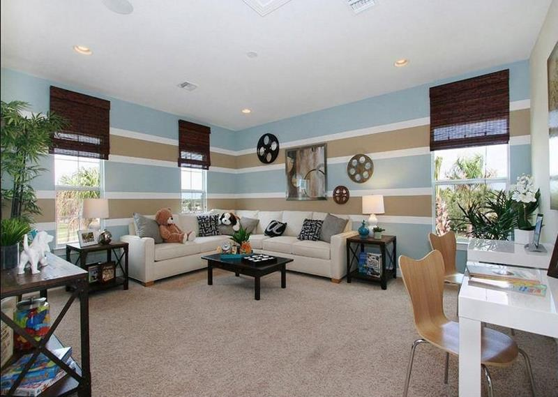 25 Beautiful Family Room Designs-11