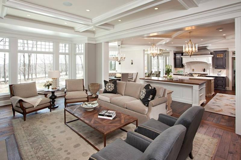 25 Beautiful Family Room Designs-18