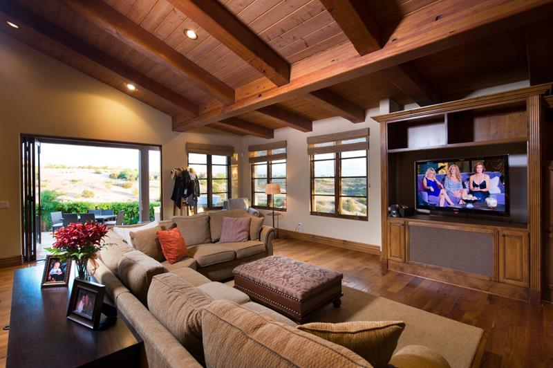 25 Beautiful Family Room Designs-7